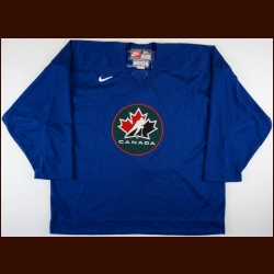 2002 Pierre Turgeon Team Canada Olympic Training Camp Jersey