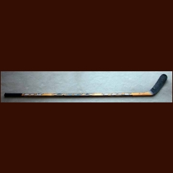 Keith Tkachuk Louisville Game Used Stick - Autographed