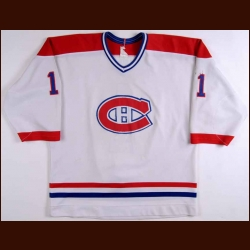 1986-87 Brian Hayward Montreal Canadiens Game Worn Jersey
