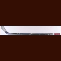 Alex Ovechkin Washington Capitals Black CCM Game Used Stick