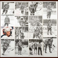 New Jersey Devils Autographed Group of (20)