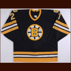 1993-94 Ted Donato Boston Bruins Game Worn Jersey