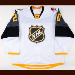 "2016 Brandon Saad NHL All Star Warm-Up Worn Jersey – ""2016 Nashville All Star"""