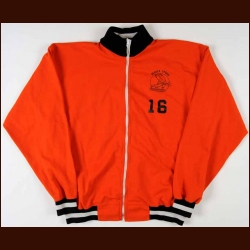 Lynn Zimmerman 1974-75 Denver Spurs Warm-Up Jacket