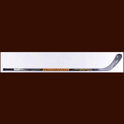 Kimmo Timonen Philadelphia Flyers Black Warrior Game Used Stick – Autographed