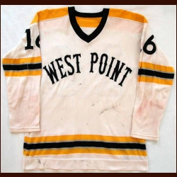 1966-67 Terry Kennedy West Point Game Worn Jersey