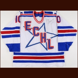 1995-96 Mike Latendresse ECHL All Star Game Worn Jersey