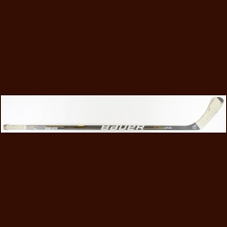 Daniel Sedin Vancouver Canucks Black Bauer Game Used Stick – Autographed