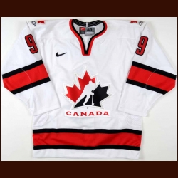 Sidney Crosby Team Canada Authentic Jersey