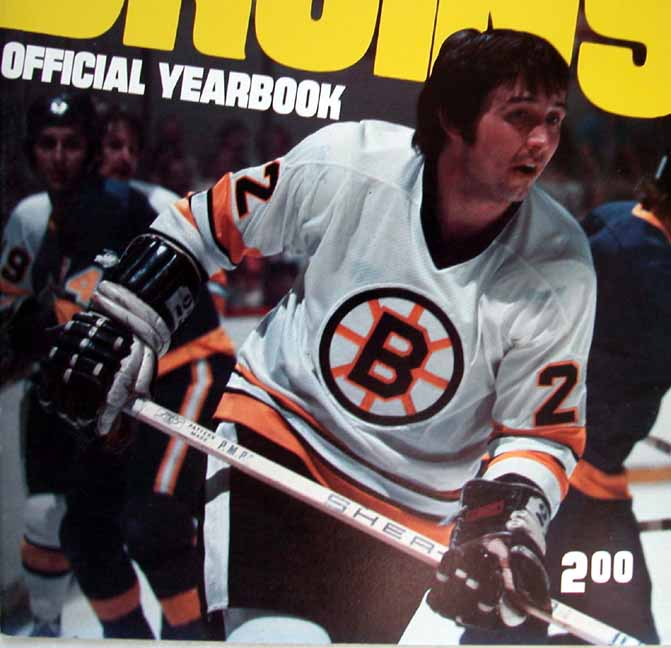 low cost 13167 b3c2d 1976-77 Brad Park Boston Bruins Stanley Cup Finals Game Worn ...