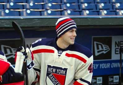 the latest bad75 f0052 2011-12 Erik Christensen New York Rangers Winter Classic ...