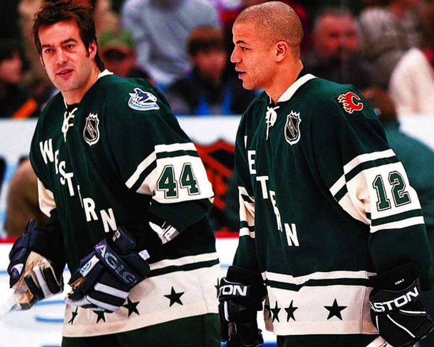 ... the best jerseys the Wild have ever had. With that said I guess it s  hard to call these