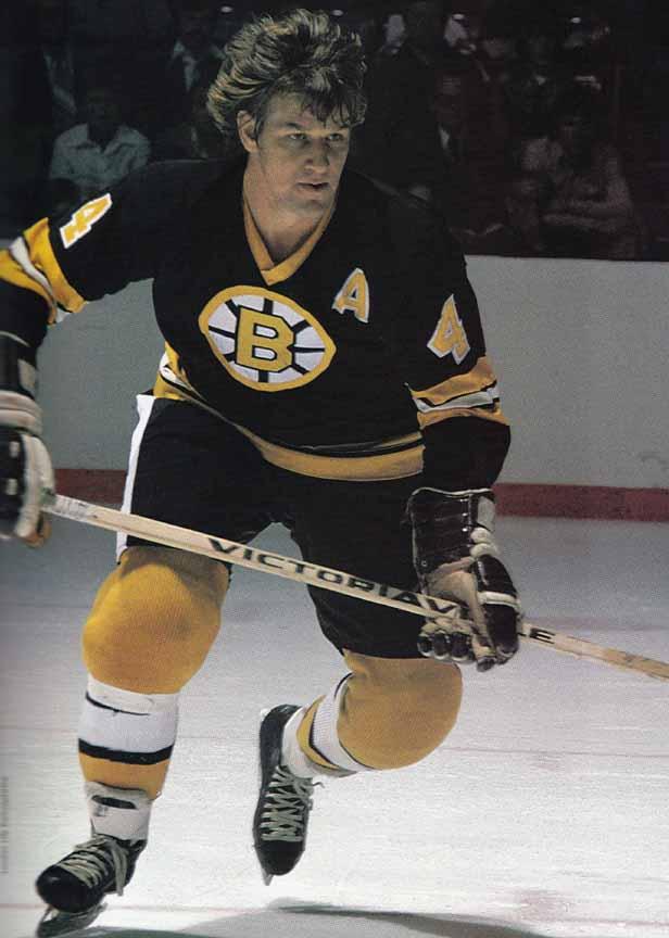 Bobby Orr Boston Bruins Victoriaville Game Used Stick