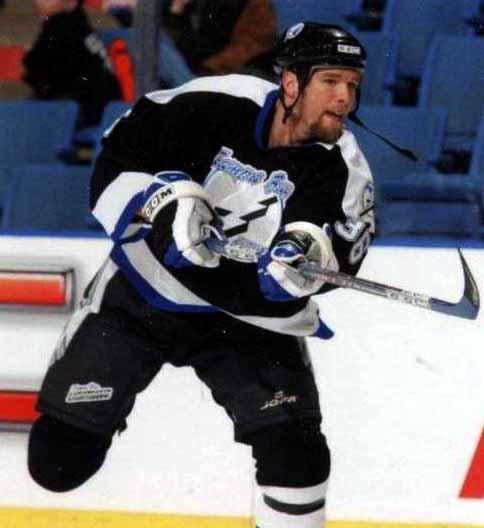 2002-03 Andre Roy Tampa Bay Lightning Game Worn Jersey - Team Letter ... 0b681da12
