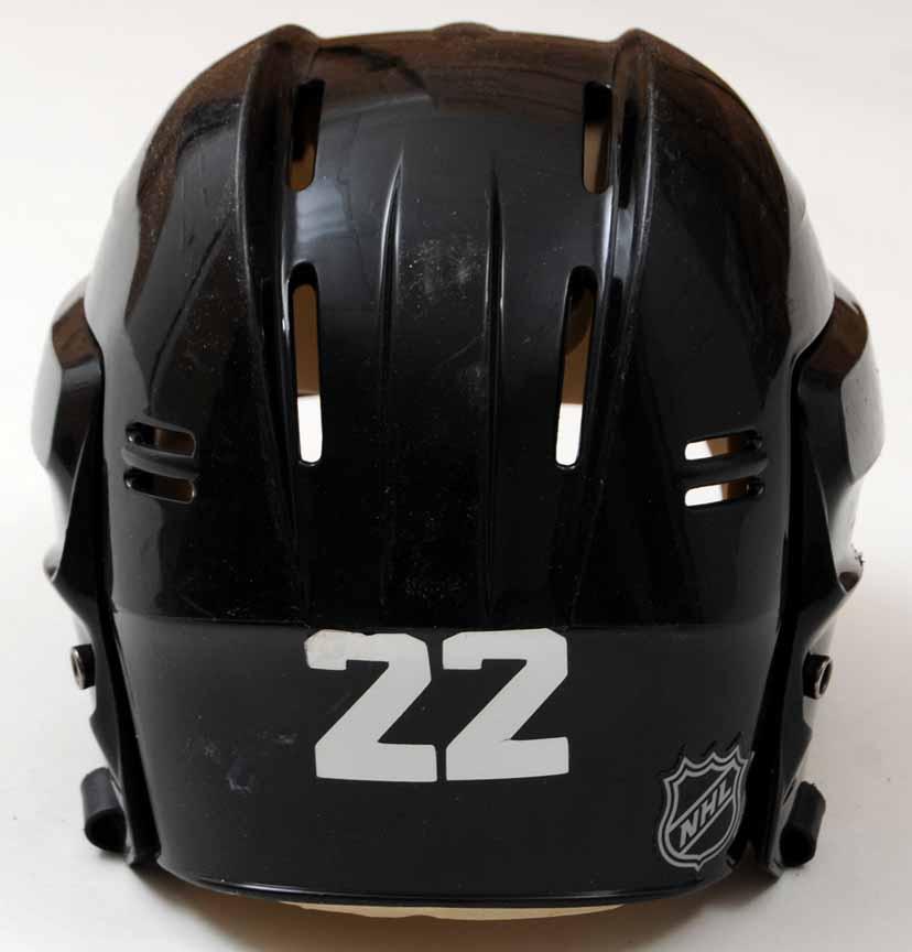 Mike Knuble Philadelphia Flyers Nike Bauer Game Worn