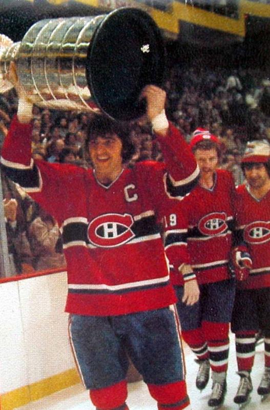 Amp Finals Serge Savard Canadiens Game Worn Jersey Stanley Cup Winning