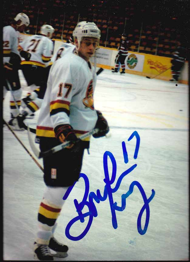 1991 92 Brian Loney Ohio State University Game Worn Jersey