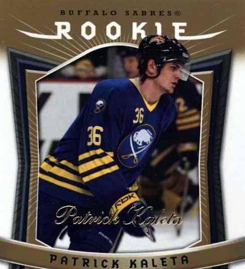 1c3d7b457 2006-07 Patrick Kaleta Buffalo Sabres Game Worn Jersey – Rookie ...