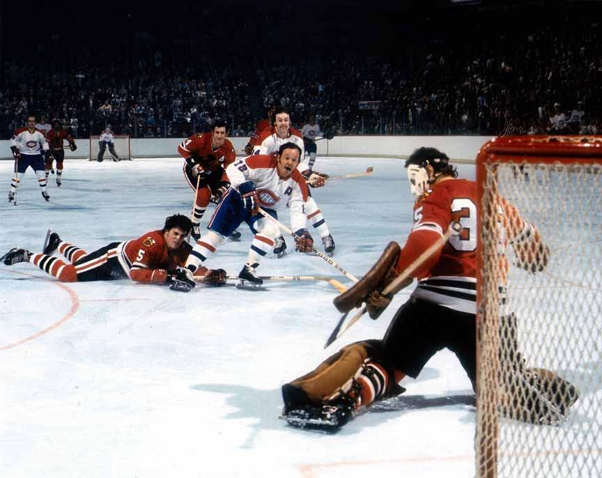 1972-73 doug jarrett chicago blackhawks stanley cup finals game worn jersey