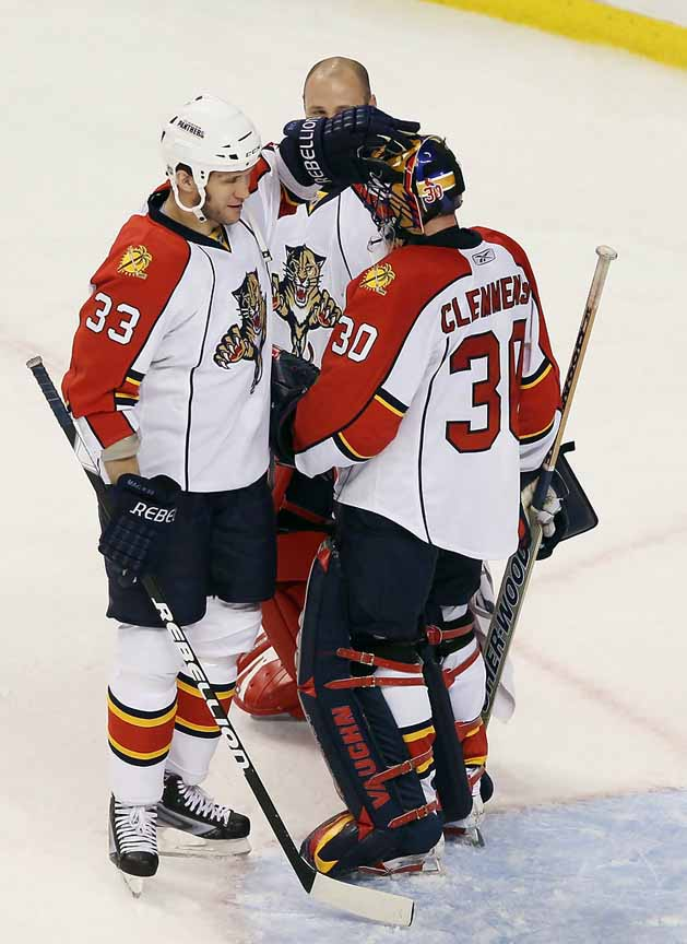 promo code 50478 bc45d Worst to First Jerseys: Florida Panthers | Hockey By Design