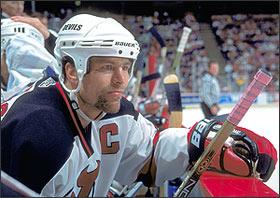 Scott Stevens New Jersey Devils White Bauer Game Used