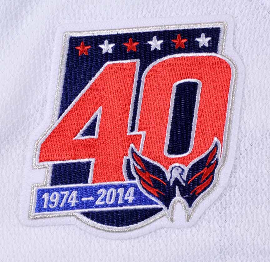 e64749a3805 2014-15 Alex Ovechkin Washington Capitals Game Issued Jersey ...
