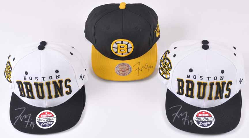 new styles 9a0b9 de25d Tyler Seguin Boston Bruins Autograph Group – 10 Items ...