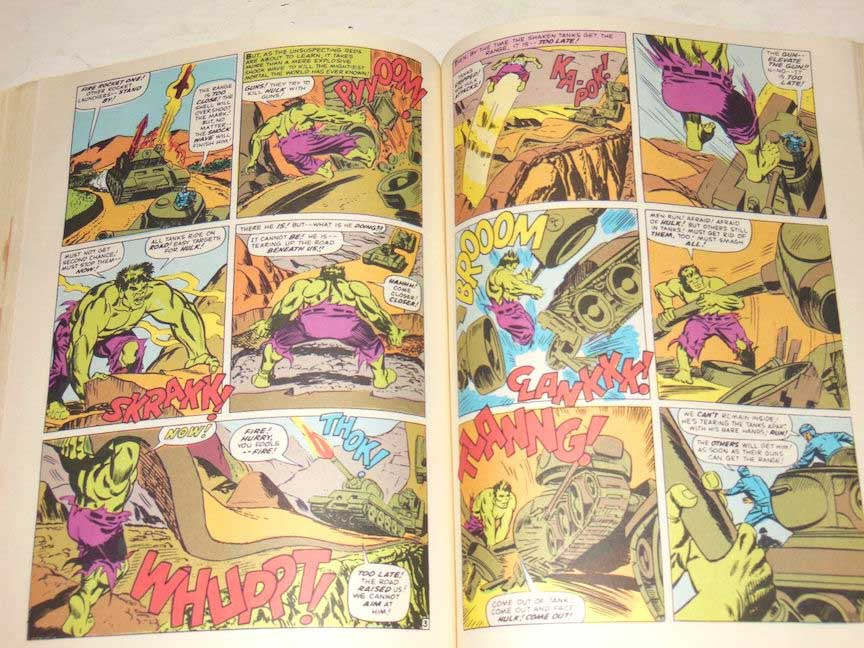 hulk 1978 coloring pages - photo#47