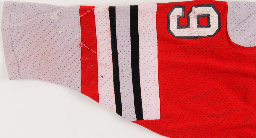 Late 1970 S Early 1980 S Ohio State University Game Worn