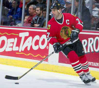 Catching up with former Blackhawks' star Chris Chelios ...
