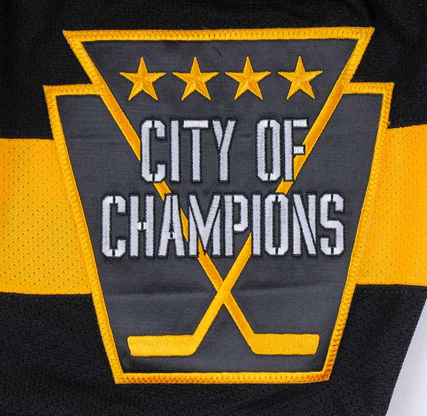 320b1b8e82a 2016-17 Chris Kunitz Pittsburgh Penguins Game Worn Jersey – 2017 ...