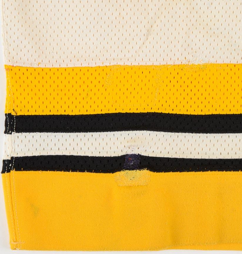 1977-79 Dwight Foster Boston Bruins Game Worn Jersey