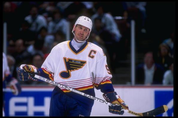Wayne Gretzky St. Louis Blues Authentic Jersey – Autographed – Upper ... 658a262b50b
