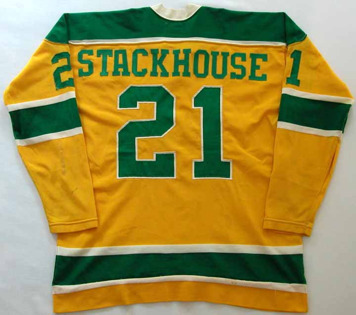 1970-71 Ron Stackhouse Golden Seals