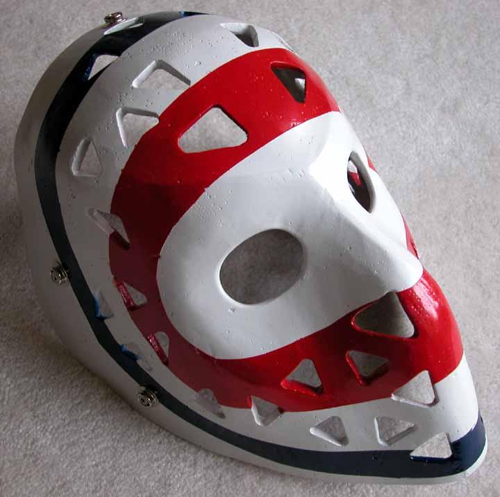 ken dryden canadiens replica fiberglass mask