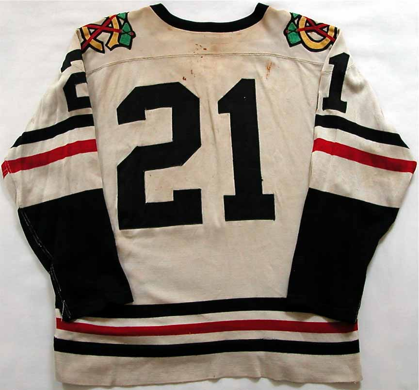 1959-60 Or 1960-61 Stan Mikita Chicago Black Hawks Game