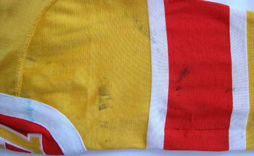 197273 don herriman wha philadelphia blazers game worn