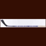 Guy Lafleur Quebec Nordiques Blue Chimo Game Used Stick
