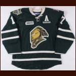 2012-13 Seth Griffith London Knights Game Worn Jersey