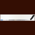 Vinnie Prospal Tampa Bay Lightning Silver Easton Game Used Stick – Autographed