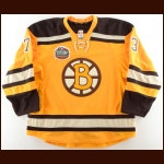"2009-10 Michael Ryder Boston Bruins Winter Classic Game Worn Jersey – ""2010 Winter Classic"" – NHL Letter"