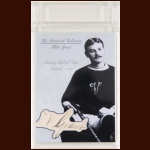 Mike Grant Autographed Card - The Broderick Collection - Deceased