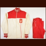 1976 Olympics Polish National Team Warm-Up Suit