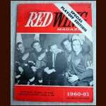 April 16, 1961 Detroit Red Wings Full Program - Chicago Black Hawks last Stanley Cup Program