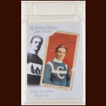 Jack Laviolette Autographed Card - Rookie Card - The Broderick Collection - Deceased
