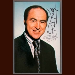Red Kelly Autographed Color Postcard