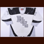 2000-01 Ales Hemsky Hull Olympiques Game Worn Jersey