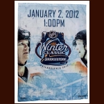 2012 Philadelphia Flyers Winter Classic Banner From Inside Citizen's Bank Park