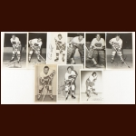 Vancouver Canucks Autographed Group of (52) – Includes Deceased