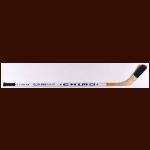 Kelly Buchberger Edmonton Oilers White Chimo Game Used Stick